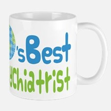 Earths Best Psychiatrist Mug