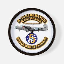 AAC - 22nd BG - 19th BS - 5th AF Wall Clock
