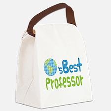 Earths Best Professor Canvas Lunch Bag