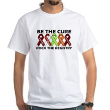 Be The Cure Ribbons Standard Shirt