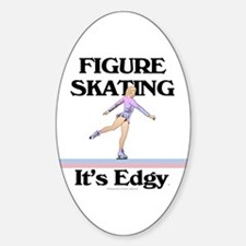 TOP Figure Skating Decal