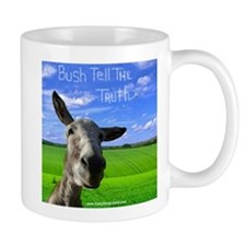 Bush Tell The Truth Sky Writing Mug