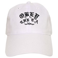 """OBEY THE TA"" Baseball Cap"