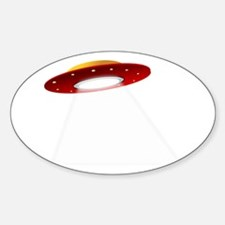 UFO Spaceship Decal
