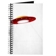 UFO Spaceship Journal
