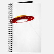 UFO Spaceship Journal