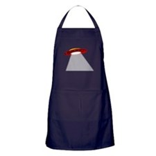 UFO Spaceship Apron (dark)