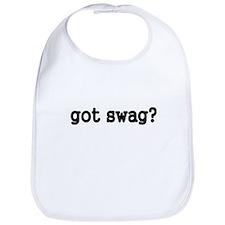 got swag? Bib
