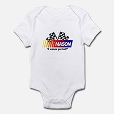 Racing - Mason Infant Bodysuit