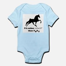 I'd Rather Coast Infant Bodysuit