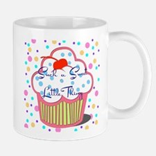Unique Cupcake tattoo Mug