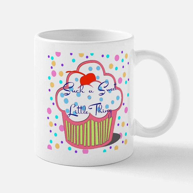Cute Cupcake tattoos Mug
