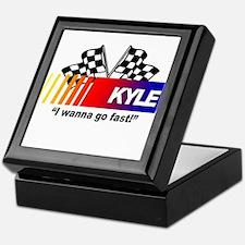 Racing - Kyle Keepsake Box