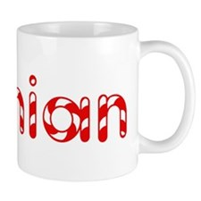 Damian - Candy Cane Mug