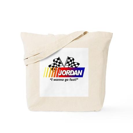 Racing - Jordan Tote Bag