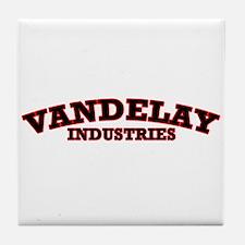 Vandelay Industries Tile Coaster
