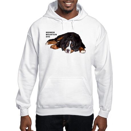 Bernese Mountain Dog - Hooded Sweatshirt