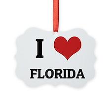 Florida Ornament