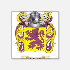 Lacey Coat of Arms - Family Crest Sticker