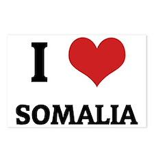 SOMALIA Postcards (Package of 8)