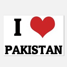PAKISTAN Postcards (Package of 8)