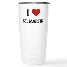 ST. MARTIN Travel Coffee Mug
