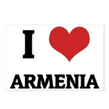 ARMENIA Postcards (Package of 8)
