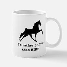 I'd Rather Glide Mug