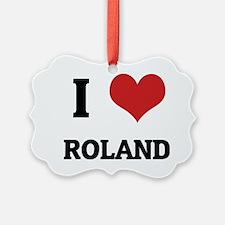 ROLAND Ornament