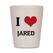 JARED Shot Glass
