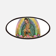 Guadalupe Yellow Aura Patches