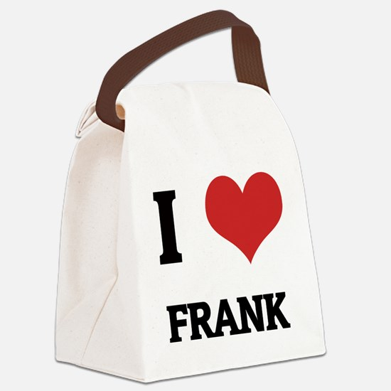 FRANK Canvas Lunch Bag