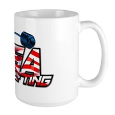 U.S.A POWERLIFTING Mug