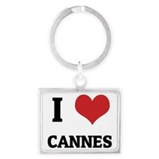 CANNES Landscape Keychain