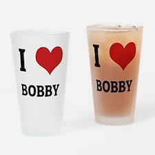 BOBBY Drinking Glass