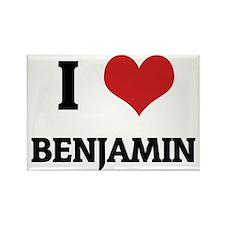 BENJAMIN Rectangle Magnet