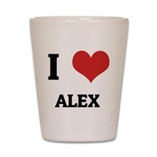 ALEX Shot Glass