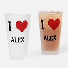 ALEX Drinking Glass