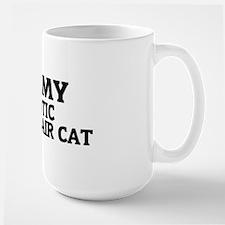 EXOTIC SHORTHAIR CAT Mug