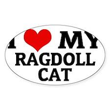 RAGDOLL CAT Decal