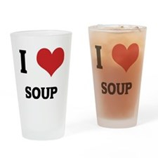 SOUP Drinking Glass