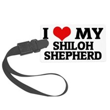 SHILOH SHEPHERD Luggage Tag