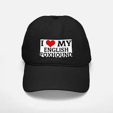 ENGLISH FOXHOUND Baseball Hat