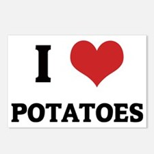 POTATOES Postcards (Package of 8)