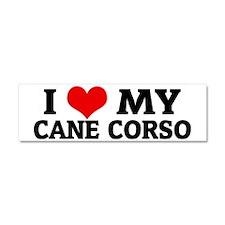 CANE CORSO Car Magnet 10 x 3