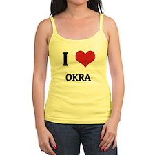 OKRA Jr.Spaghetti Strap