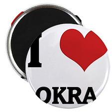 OKRA Magnet