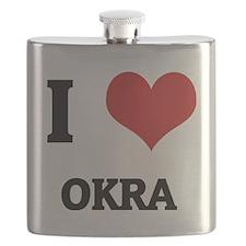 OKRA Flask