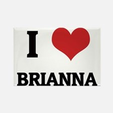 BRIANNA Rectangle Magnet
