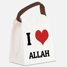 ALLAH Canvas Lunch Bag